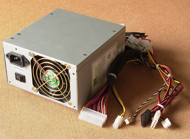 HOW TO REPLACE OR FIX A FAILED PC POWER SUPPLY - TYFON TECH SDN BHD ...