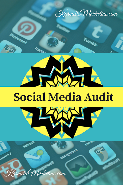 social media audit for event planners