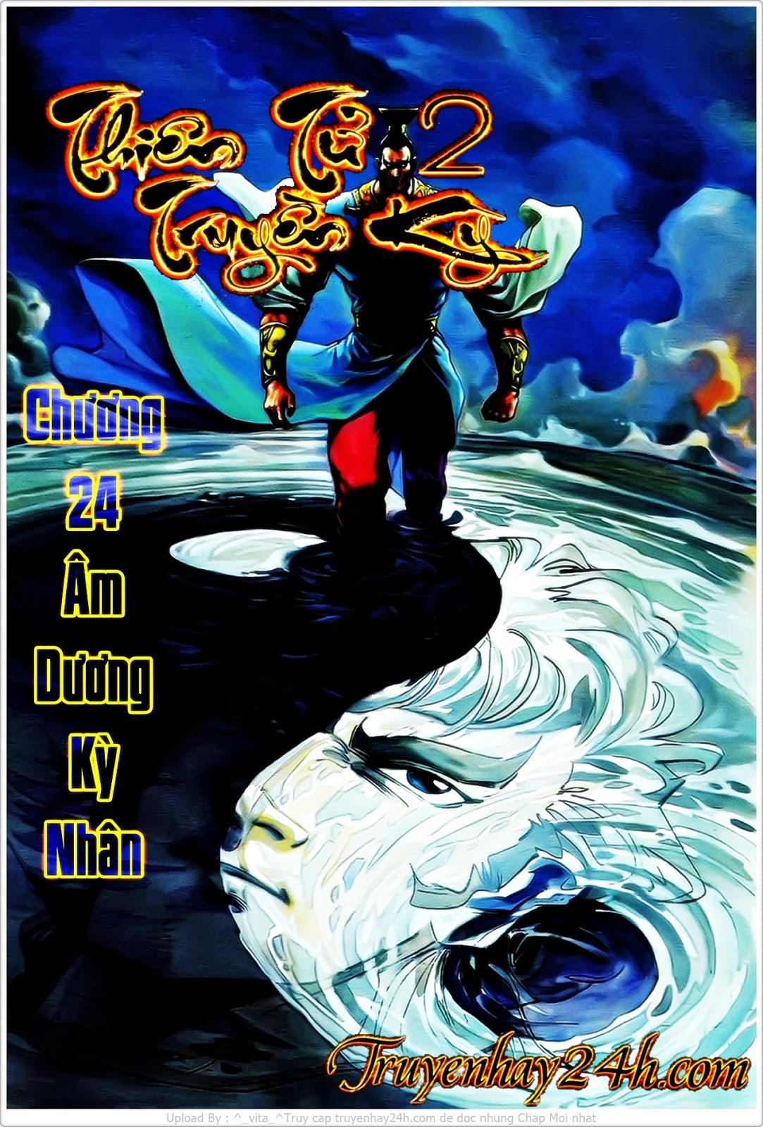 Tần Vương Doanh Chính chapter 24 trang 2