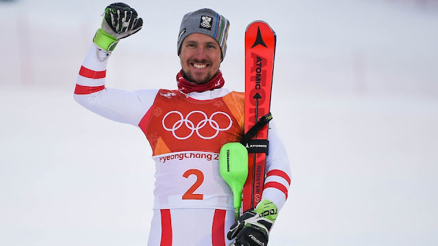 Marcel Hirscher Wins First Olympic Gold in Men s Combined