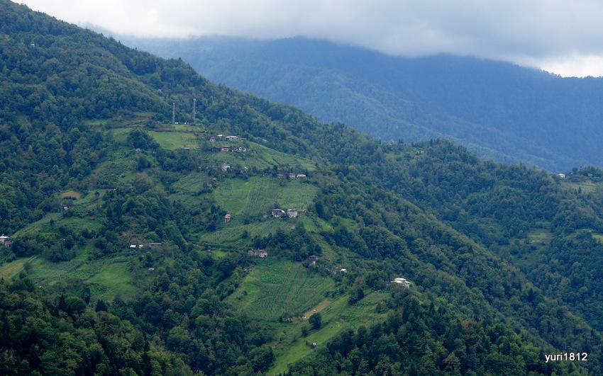 Горы Аджарии