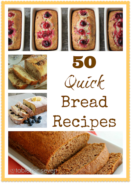 50 Quick Bread Recipes