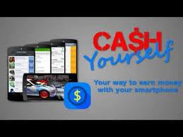 Ganar dinero con la App móvil de Cash Yourself