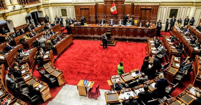 Congreso de la República aprueba reforma del artículo 58 de la Constitución Política del Perú