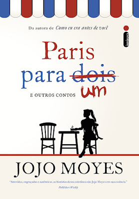 Contos inéditos de Jojo Moyes em fevereiro na @Intrinseca