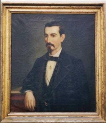 Retrato de Josep Adroher i Vivas