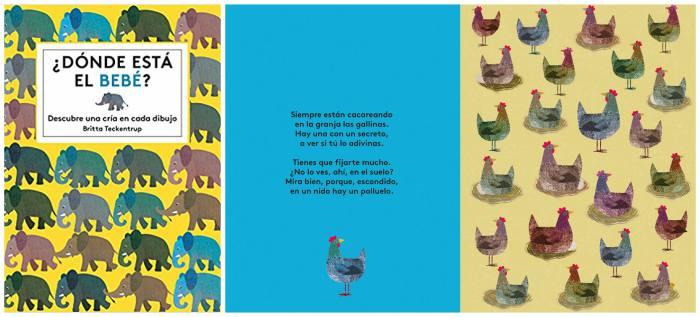 cuentos para fomentar la atencion, observacion y concentracion donde está bebé