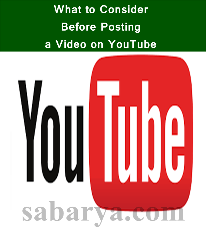 What to Consider Before Posting a Video on YouTube,what kind of videos can i upload to youtube,how to upload a video to youtube from iphone,what to upload on youtube to get views,what to upload on youtube to make money,upload video on youtube free,how to upload video on youtube from mobile,how to upload video on youtube and earn money,youtube video upload checklist