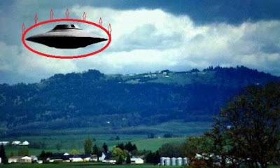 Non-inertial engine of the UFO. Extra-terrestrials. Mathematics For Blondes