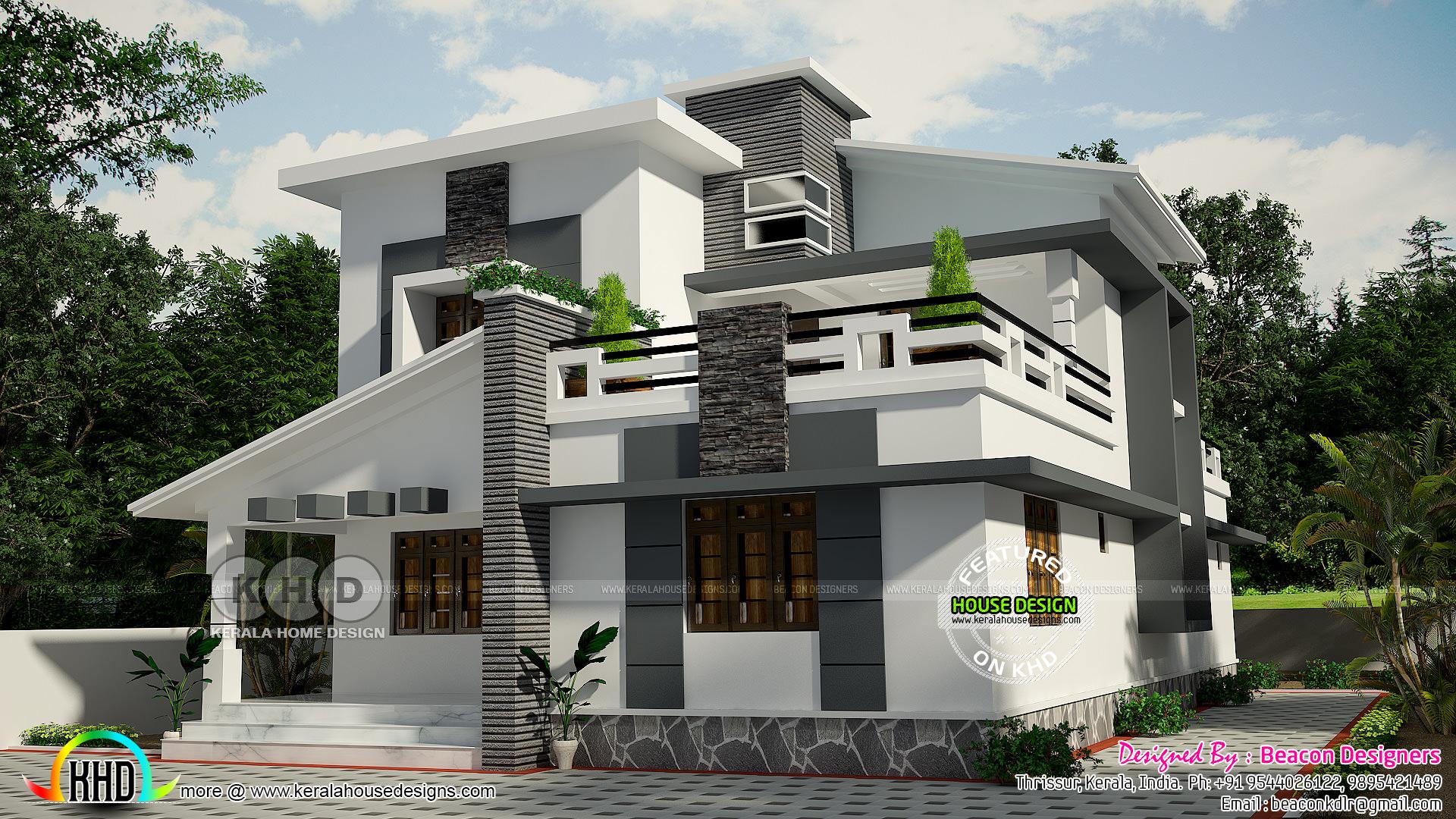 Home Design Kerala 2018 Part - 17: Please Follow Kerala Home Design