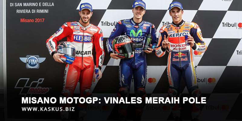 Misano MotoGP: Vinales