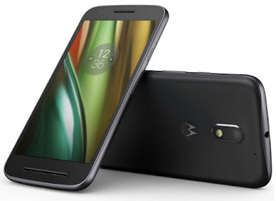 Lenovo Launches the Moto E3 Power in India