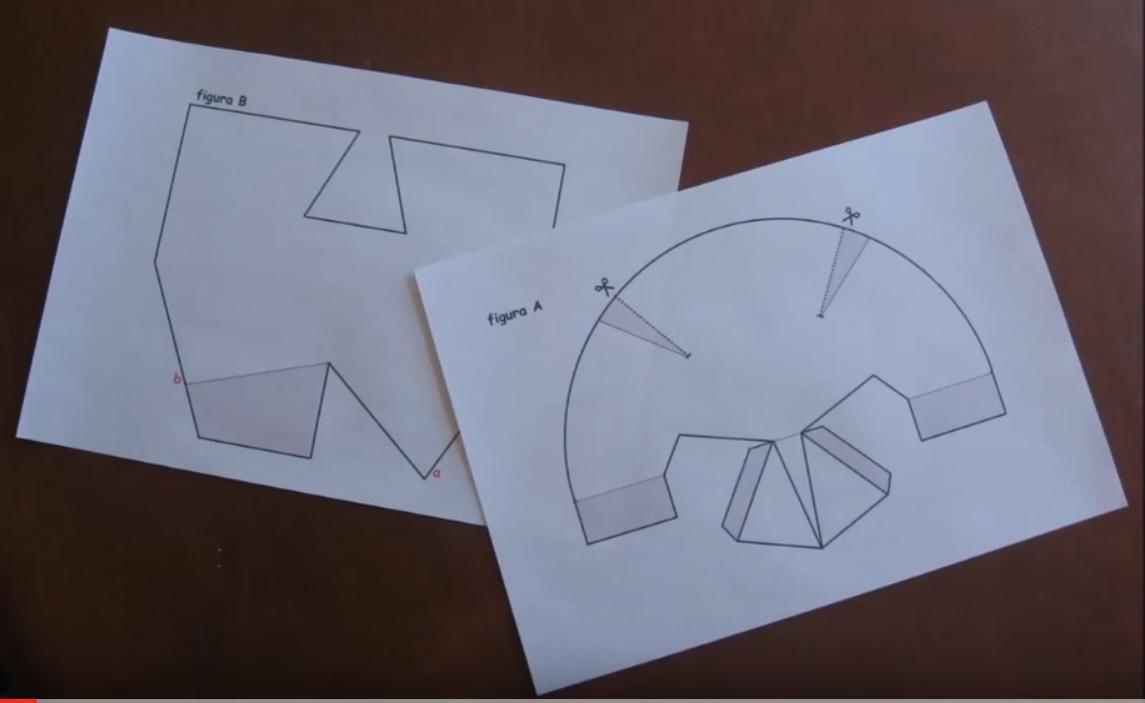 PUERTAS A LA IMAGINACIÓN: Máscaras de papel