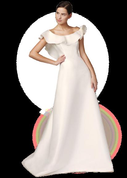 abiti da sposa 2014 Claraluna e suggerimenti per i matrimoni a tema
