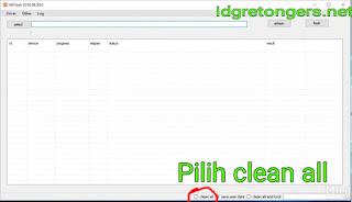 Cara Bypass Micloud Redmi Note 4X Clean All Terbaru Gratis