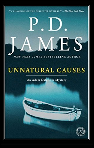 P.D. James - Unnatural Causes