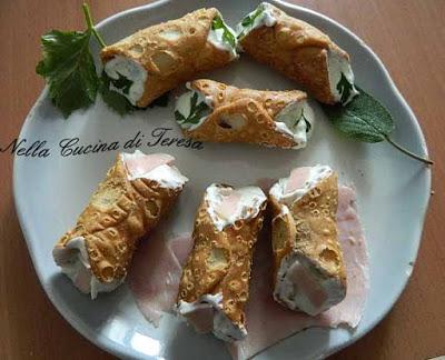 cannoli rustici