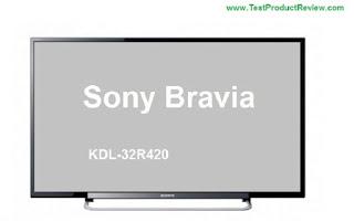 Sony Bravia KDL-32R420 review