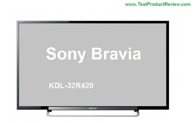 Sony Bravia KDL-32R420 TV