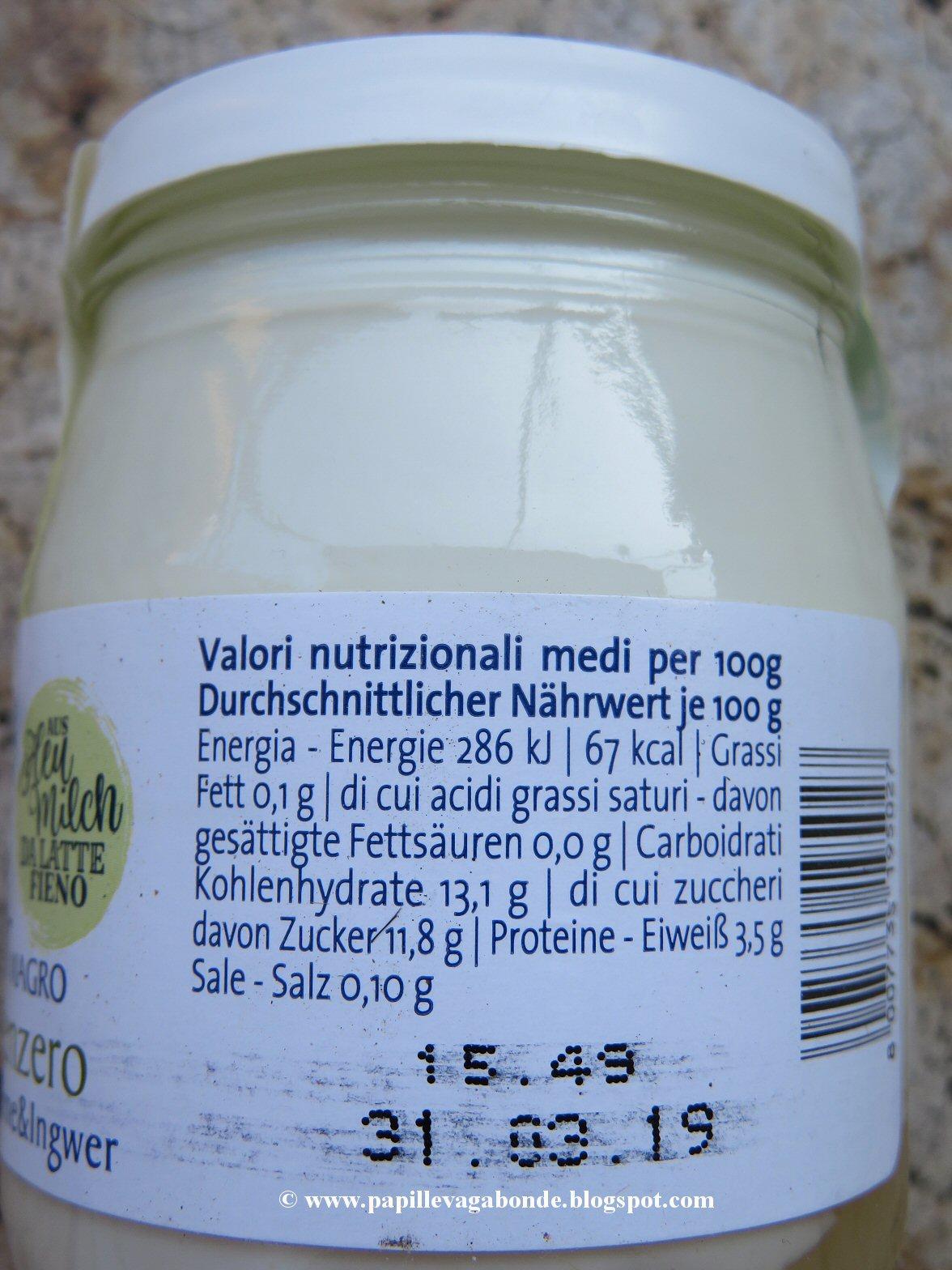 marchi di yogurt grassi completi ukaldi