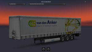 Krone van den Anker Trailer
