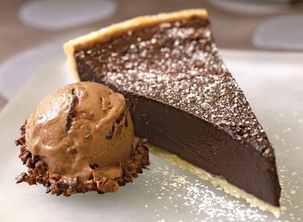 Receta de Pye De Chocolate