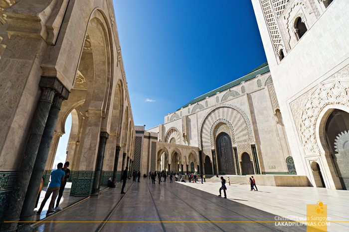 Casablanca 4 Day Itinerary Hassan II Mosque