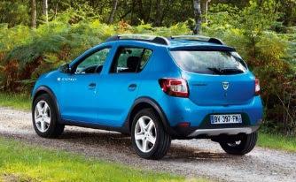 Dacia Sandero Stepway, noticias del motor