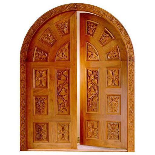 2 Round Door Designs For Your Beautiful New Home In