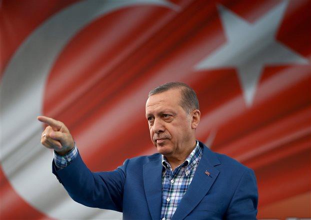 Η επίθεση στην Πόλη και ο εγκλωβισμός του Ερντογάν