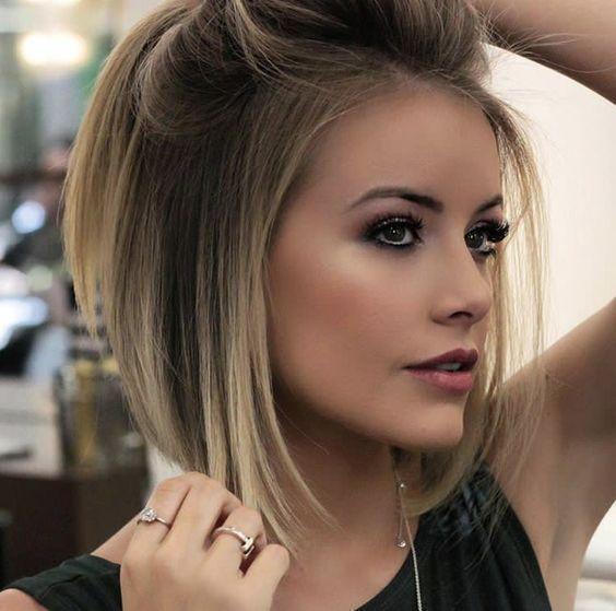 Best Short Bob Hairstyles 2019 for Beautiful Women  LatestHairstylePediacom