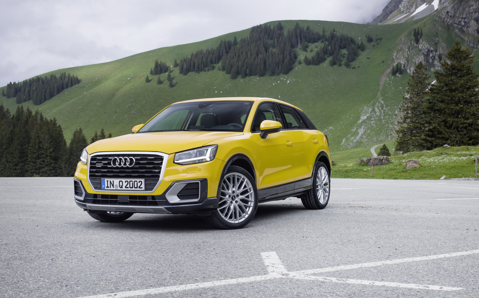 audi q2 order books open in the uk special edition 1 joins the range carscoops. Black Bedroom Furniture Sets. Home Design Ideas