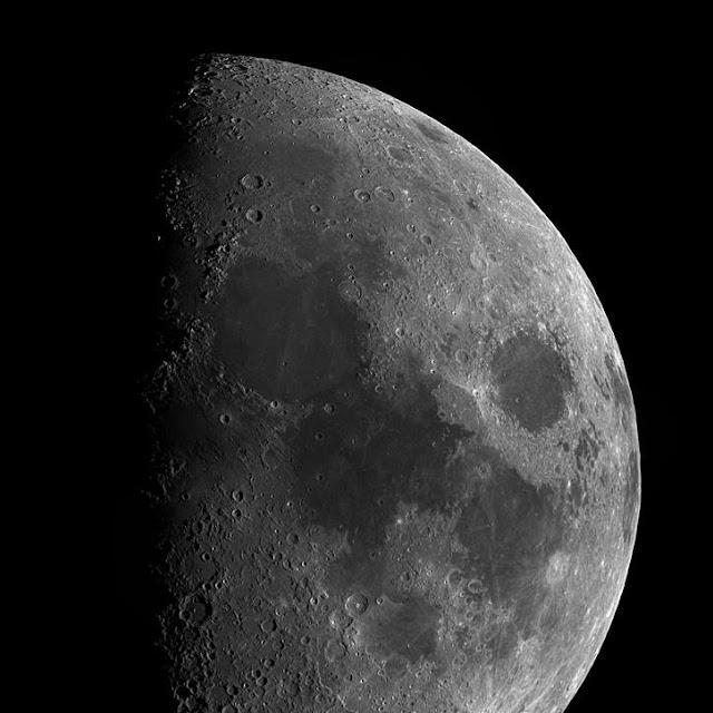 vedere la luna con i bambini