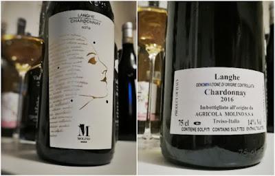 langhe chardonnay sofia  molino