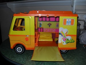 Barbie Country Camper