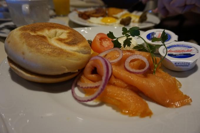 msc divina karibian risteilyn ruokailu