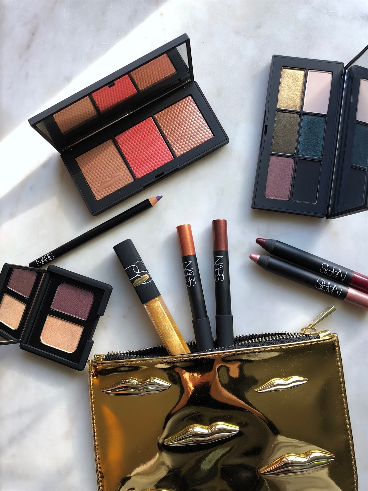 NARS x Man Ray Holiday 2017 Collection: A quick review