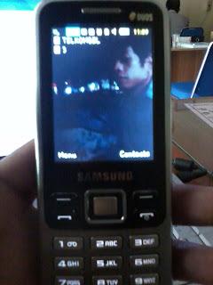 Cara Menyembunyikan/Menghilangkan Tampilan Jam Pada Handphone Samsung DUOS C3322