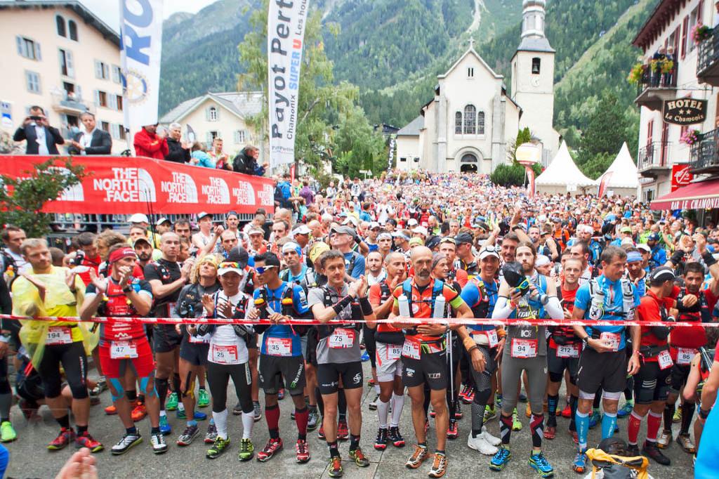 Llega la Ultra Trail du Mont Blanc