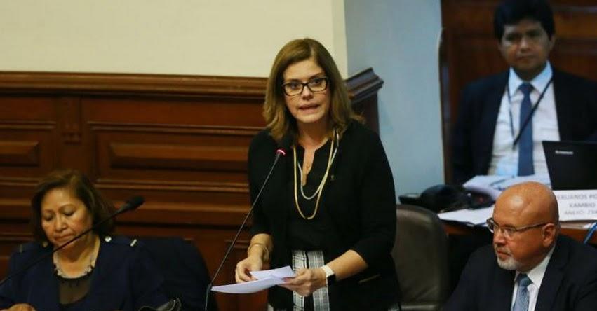 Mercedes Aráoz tiene condiciones para encabezar PCM, dice Gino Costa