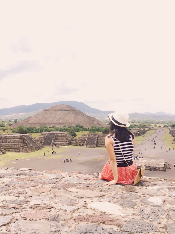 3 days in mexico city teotihuacan pyramids
