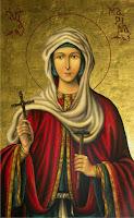 Η Αγία Μαρίνα η Μεγαλομάρτυς: μια 15χρονη κοπέλα που νίκησε το διάβολο!
