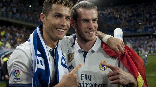 Poyet: Tak Adil Bandingkan Gareth Bale dengan Ronaldo