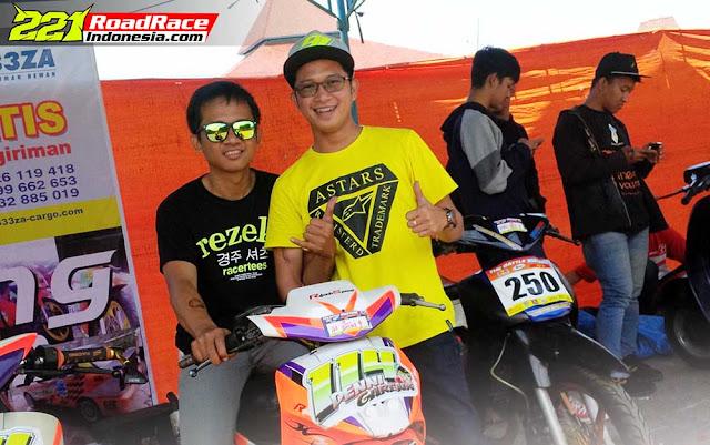 Wahyu & Deni ini Kompak Bangkitkan Kelas UNDERBONE & Trend Jadul TORNADO Road Race
