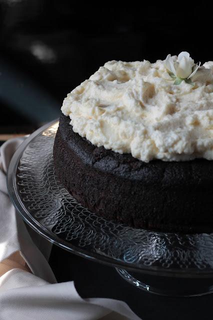 www.qb-quantobasta.blogspot.it - Guinness Cake - Torta alla Guinness