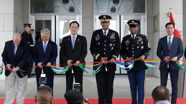 EEUU abre en Corea del Sur su mayor base militar en el extranjero