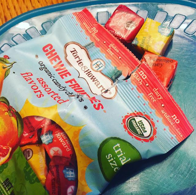 Torie & Howard Fruit Chews in April's Degustabox