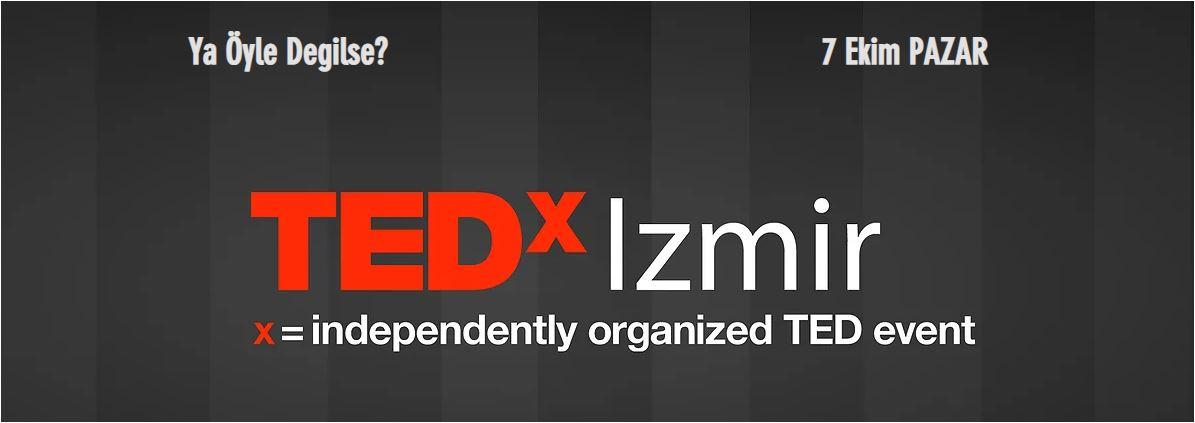 TEDxİzmir Gönüllü Çalışma
