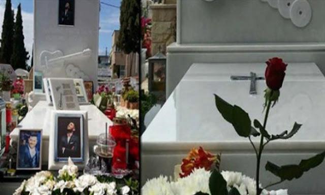 Τι λέει η οικογένεια του Παντελή Παντελίδη για την βεβήλωση στον τάφο του