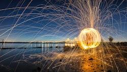 Spinning the Light 4K